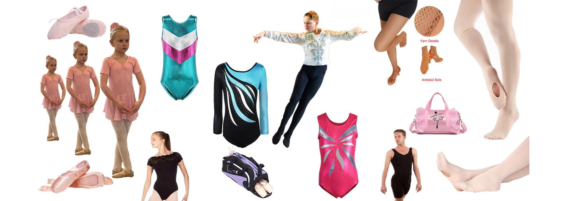 Great Ballet  and Gymnastics Dancewear Collection to Toronto