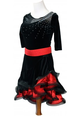 Women's Latin Dresses 09