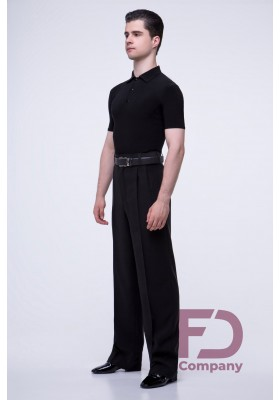 Boys Men's Ballroom trousers 07