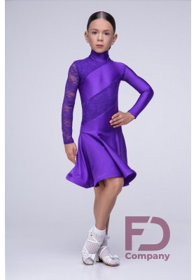 Girl's Competition Dress 21