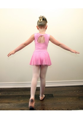 Ballet Girls Leotard Dress 10