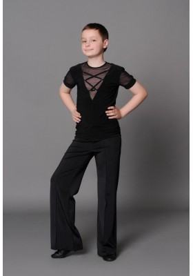 Boys Men's Ballroom trousers 01
