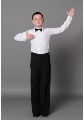 Boys Men's Ballroom trousers 02
