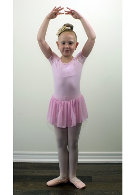 Ballet Girls Leotard Dress 13