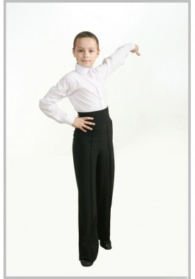 Boys Men's Ballroom Dress Shirt 02