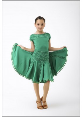 Girl's Competition Dress 04