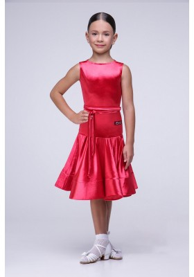 Girl's Competition Dress 23