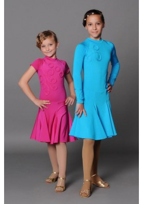 Girl's Competition Dress 75