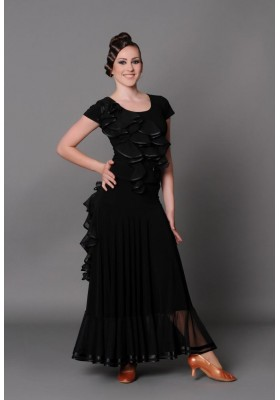 Women's Ballroom Skirt 10